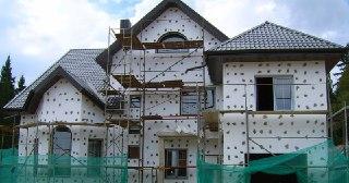 Фасадные работы Ижевск цена от 263 руб. м2